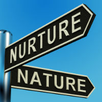 nature vs nurture mindset